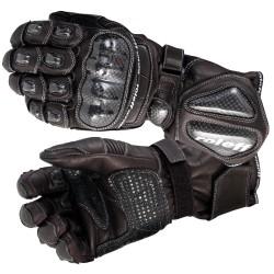 RO67 - Lederhandschuhe mit...